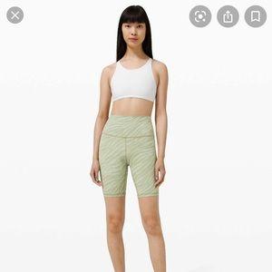 Lululemon NWT align shorts 8 inch